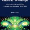 """Yves Carton : """"Histoire de l'entomologie - Relations entre français et américains"""""""