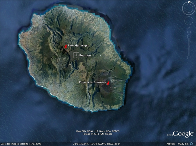 a report on piton de la fournaise and piton des neiges Volcanic activity report  piton de la fournaise volcanological observatory is one of the three  springs in  cilaos  at the base of the piton des neiges.