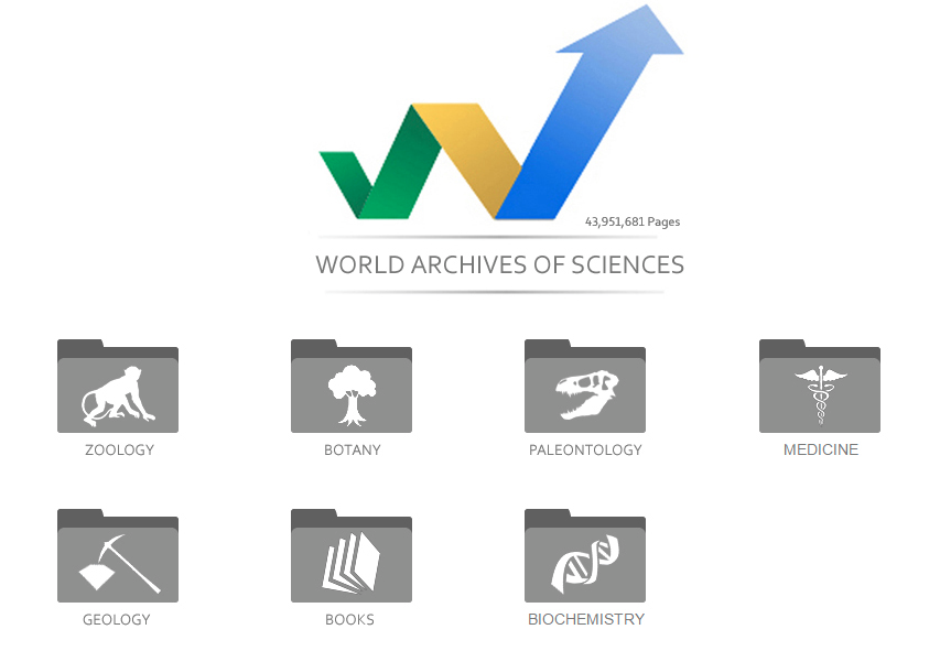 World Archives of Sciences (Source :
