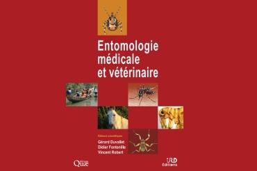 Gérard Duvallet présente son nouvel ouvrage :  «Entomologie médicale et vétérinaire»