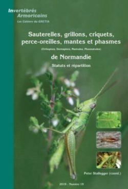 Atlas des orthoptères, mantes, phasmes et perce-oreilles de Normandie