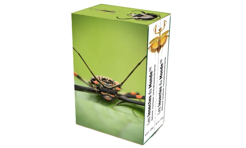«Les insectes du monde» par Henri-Pierre Aberlenc – Parution le 31 mars 2021