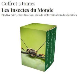 «Les insectes du monde» par Henri-Pierre Aberlenc