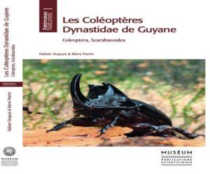 Les Coléoptères Dynastidae de Guyane – Fabien Dupuis & Rémi Perrin