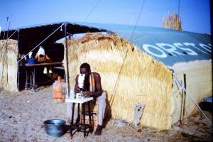Campement provisoire de l'ORSTOM